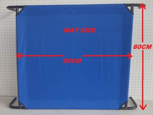 TRAMPOLINE DOG BED LARGE -173