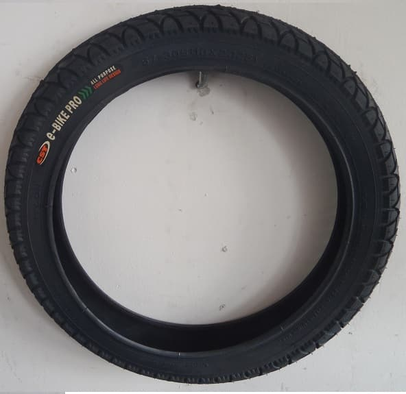 BICYCLE TYRE 16 X 2.125 in-0