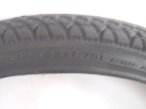 BICYCLE TYRE 22 X 1.75-290
