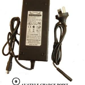 Battery Charger 48volt 2.5 AMP SLA Electric bicycle Electric Scooter -0