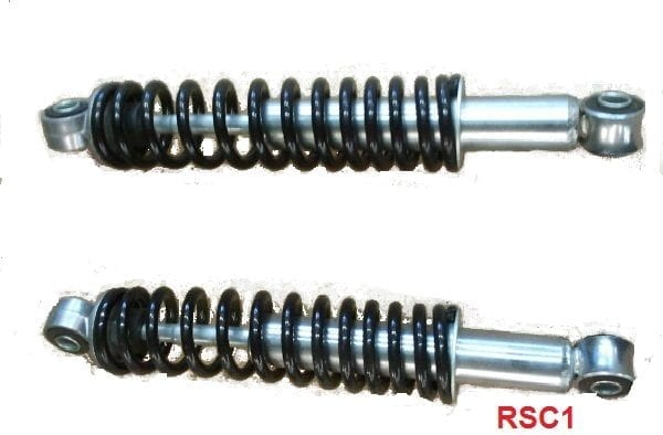 SPRINGS REAR SUSPENSION COLT I , II, III PAIR-0