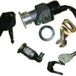 LOCK SET SUIT SPORT series II ELECTRIC BICYCLE-0
