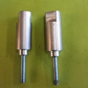 MIRROR ADAPTOR 8mm TO 6mm THREAD PAIR-0