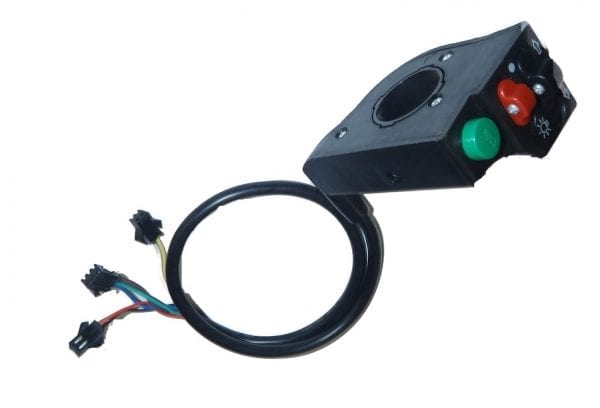 SWITCH COMBINATION INDICATOR , HEALAMP AND HORN FOR ELECTRIC BICYCLES AND ELECTRIC SCOOTERS-0