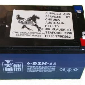 SLA BATTERY 12VOLT 12AH FOR ELECTRIC BICYCLE & ELECTRIC SCOOTER-0