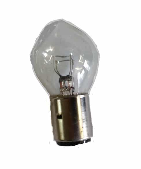 bulb 12 volt 35/35watt for electric bicycles and electric scooters -0