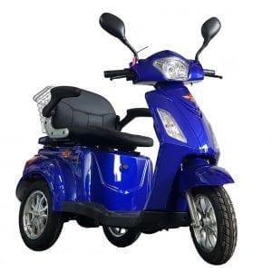 Kruze WANDERER Mobility Scooter - Blue-0