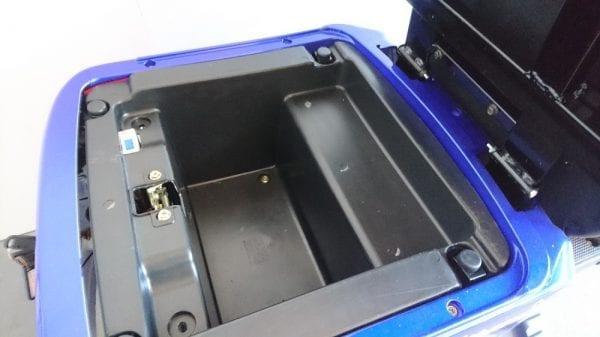 Kruze WANDERER Mobility Scooter - Blue-1013