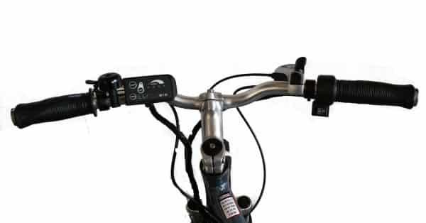 Ex demo RANGER series IV MTB USED ELECTRIC BICYCLE GREY-1353
