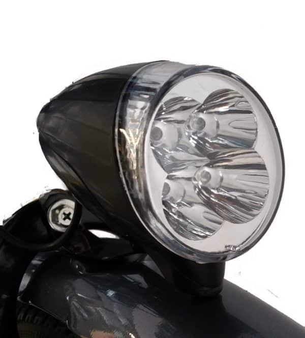 Ex demo RANGER series IV MTB USED ELECTRIC BICYCLE GREY-1356