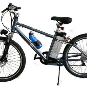 Ex demo RANGER series IV MTB USED ELECTRIC BICYCLE GREY-0