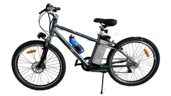 Ex demo RANGER series IV MTB USED ELECTRIC BICYCLE GREY-0
