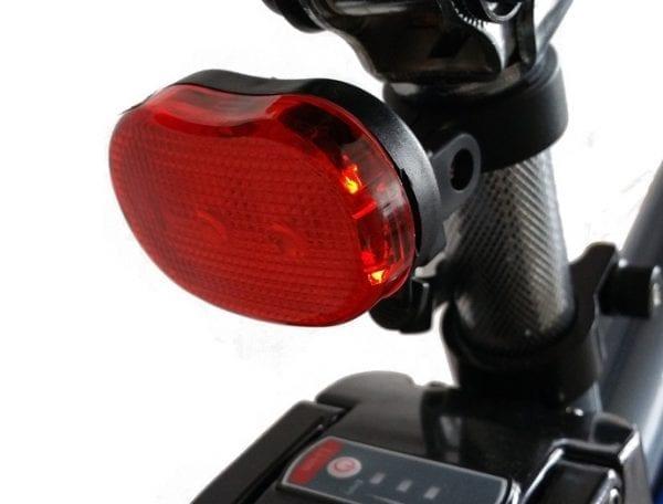 Ex demo RANGER series IV MTB USED ELECTRIC BICYCLE GREY-1352