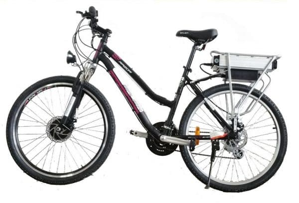 ELECTRIC BICYCLE BAUER RAZOR FITTED WITH 200-250 WATT HUB MOTOR-1243