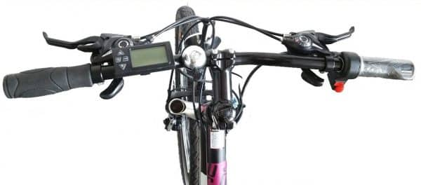 ELECTRIC BICYCLE BAUER RAZOR FITTED WITH 200-250 WATT HUB MOTOR-1240