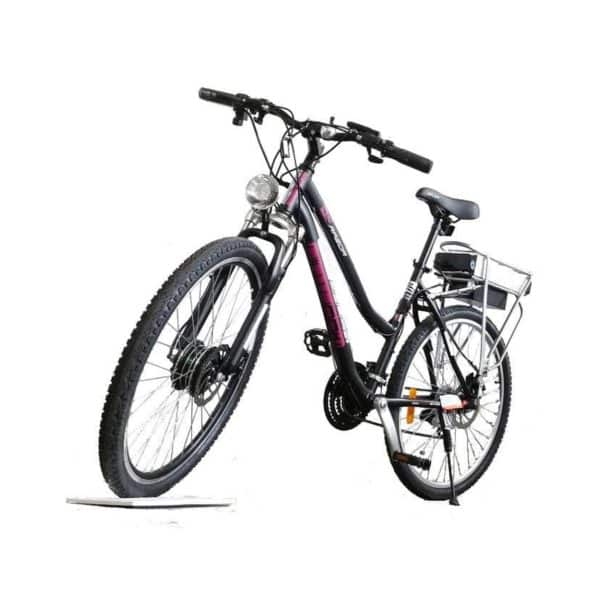 ELECTRIC BICYCLE BAUER RAZOR FITTED WITH 200-250 WATT HUB MOTOR