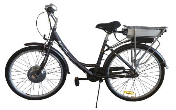 AMALFI ELECTRIC BICYCLE FITTED WITH 200-250 WATT HUB MOTOR-0