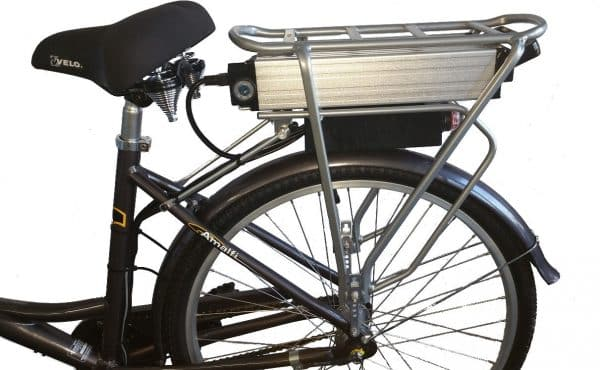 AMALFI ELECTRIC BICYCLE FITTED WITH 200-250 WATT HUB MOTOR-1306