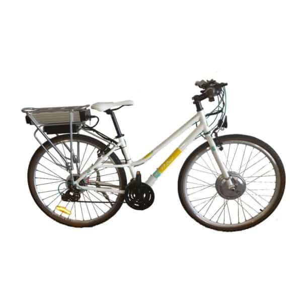 AMALFI ELECTRIC BICYCLE FITTED WITH 200-250 WATT HUB MOTOR