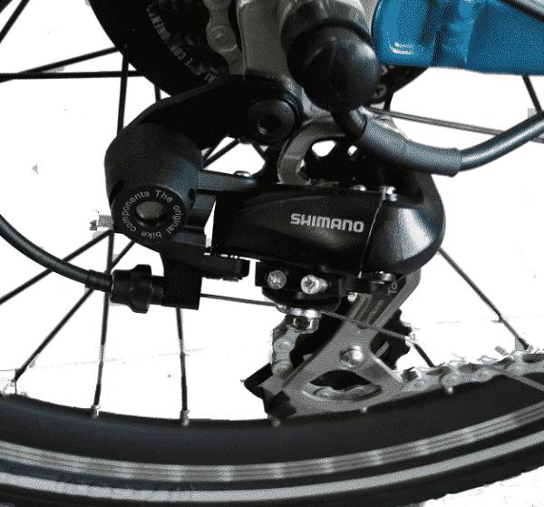 TORQUAY series VI electric bicycle -1342