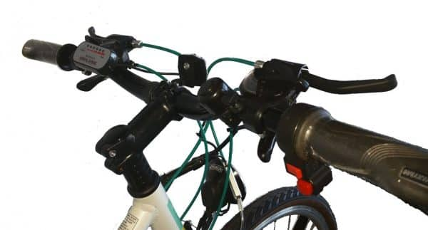 "Del Sol Campus 17"" Custom Electric Bicycle-1396"