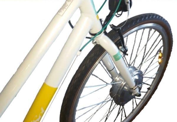 """Del Sol Campus 17"""" Custom Electric Bicycle-1398"""