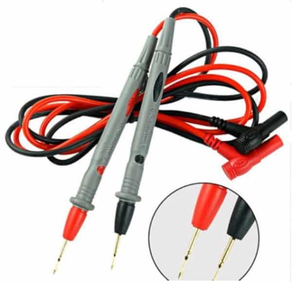 TEST LEADS MULTIMETER SUIT FLUKE -DIGITEC AND OTHERS-0