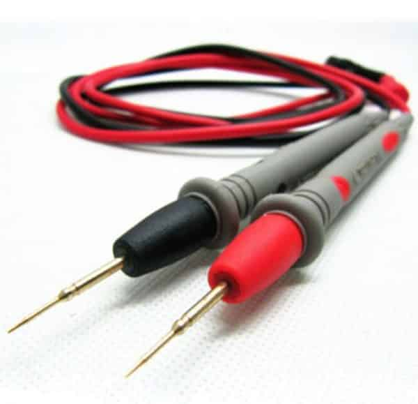 TEST LEADS MULTIMETER SUIT FLUKE -DIGITEC AND OTHERS-1401