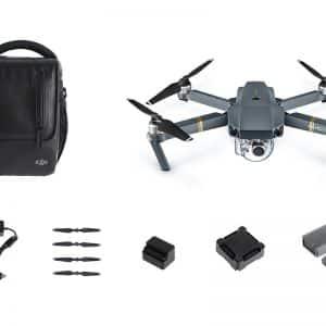 Camera Drone MAVIC PRO COMBO Quadcoptor-0