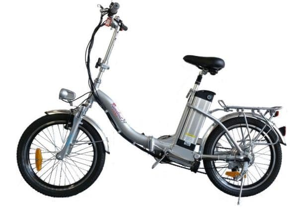 CTMA Runabout - Fold-up Electric Bicycle-1602