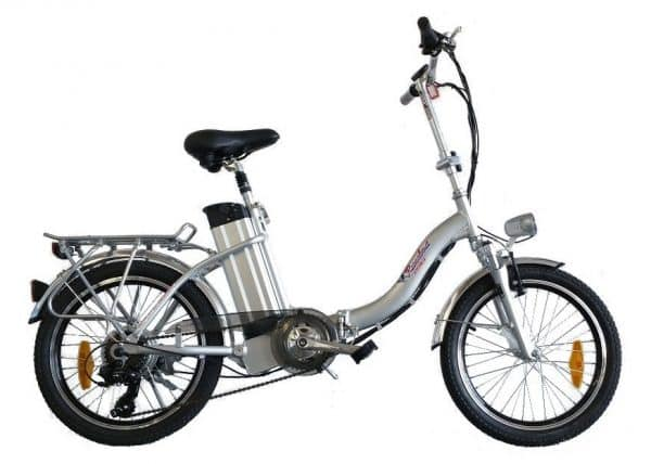 CTMA Runabout - Fold-up Electric Bicycle-0