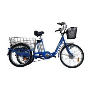 E-TRIKE LI 24/20 ADULT ELECTRIC TRICYCLE ELECTRIC 3 WHEELED BIKE