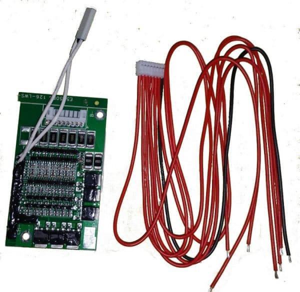 Battery Management system 24v 10ah 7s BMS or PCB suit Electric bicycle lithium battery-0