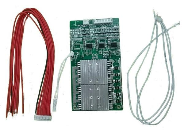 Battery Management system 13S 48v 30amp bms pcb LWS-20S20A-154(13S)-0