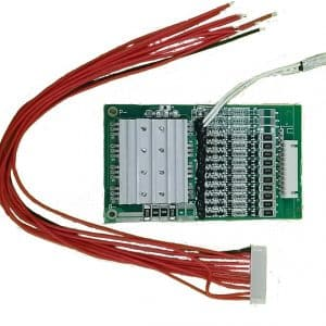 Battery Management system 10S 36V 20amp bms pcb LWS-13S15A-051 (10S)-0