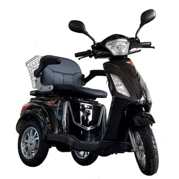Kruze WANDERER Mobility Scooter - Black-0