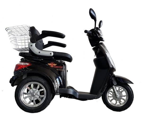 Kruze WANDERER Mobility Scooter - Black-1707