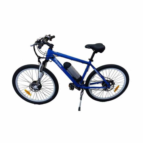 RANGER series V - Electric Bicycle - Blue