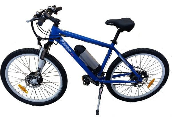 RANGER series V - Electric Bicycle - Blue-0