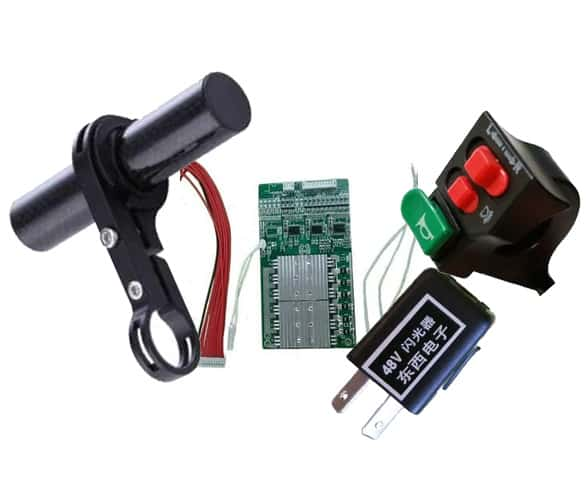 electric bikes spare parts