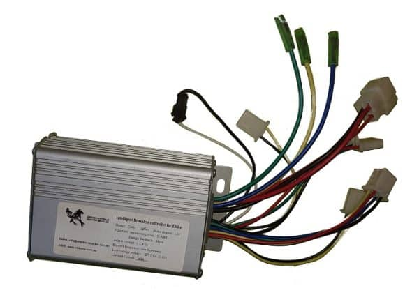 electric bike control box