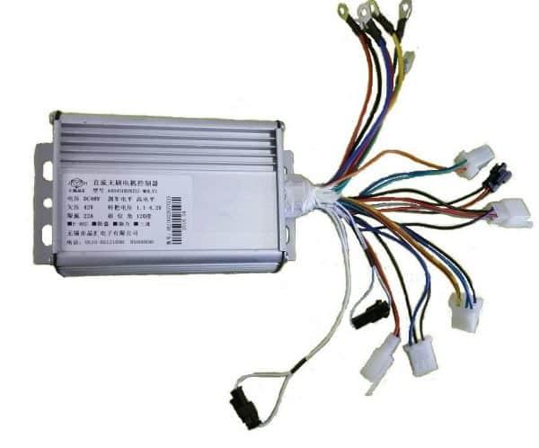 control box 48v