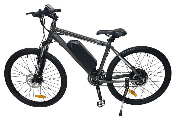 CTMA altitude electric MTB