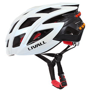 livall smart bicycle helmet