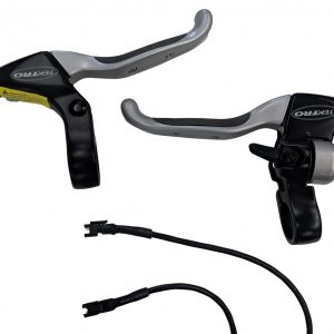 BRAKE LEVER pair suit CTMA KARRIER ELECTRIC TRICYCLES