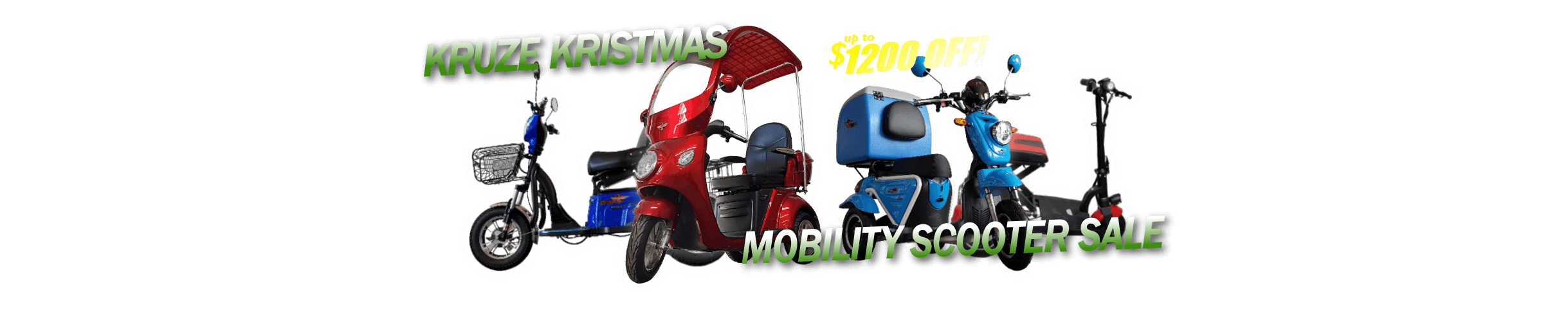 mobility scooters sale