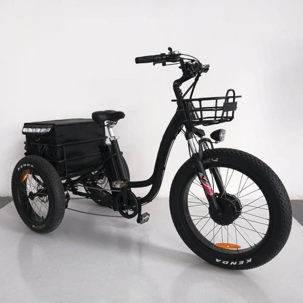 Scout Electric Tricycle